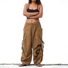 Harem Pants Men Women Boho Pants Sport Pants Yoga Pants Gypsy Pants Drop  Crotch Pants Pantalones. Pantalones HaremPantalones CasualesPantalon ... 5531b1339558