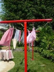 Clothes Line Ideas on Pinterest   Clotheslines, Clothes Line and ...