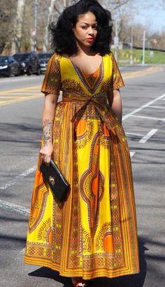 African Fashion – Designer Fashion Tips African Fashion Designers, African Dresses For Women, African Print Dresses, African Print Fashion, Africa Fashion, African Attire, African Wear, African Fashion Dresses, Ethnic Fashion