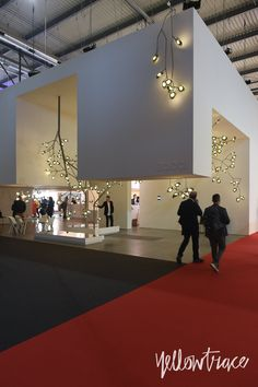 Bocci at Euroluce 2015, Photo by Nick Hughes for #MILANTRACE2015 | Yellowtrace