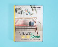 """""""A Place Called Home"""" - Jason Grant. Released Today in Australian Stores"""