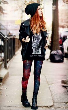 colorful style