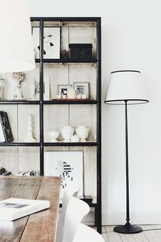 {décor inspiration   at home with : michala wiesneck, denmark} :: This is Glamorous