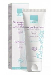 NAFHA Pehmeä kuorintavoide 75 ml / Terveysteekki. Facial Scrubs, Aloe Vera, Shampoo, Personal Care, Bottle, Promotion, Ebay, Prickly Pear Cactus, Moisturizer
