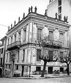 21 φωτογραφίες από την παλιά Πάτρα Old Greek, Good Old Times, Athens, Old Photos, Wwii, Greece, Nostalgia, The Past, Louvre