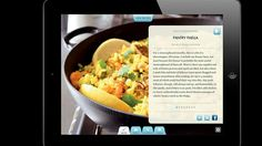 7 apps to help you cook like a pro: mashable. Some free, some not.