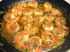 Famous Red Lobster Shrimp Scampi ~ Tastes EXACTLY like the Red Lobster Shrimp Scampi. It's a favorite recipe in our home! Famous Red Lobster Shrimp Scampi ~ Tastes EXACTLY like the Red Lobster Shrimp Scampi. It's a favorite recipe in our home! Fish Recipes, Seafood Recipes, New Recipes, Yummy Recipes, Dinner Recipes, Cooking Recipes, Yummy Food, Favorite Recipes, Lobster Recipes