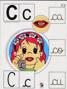 Educar X: Alfabeto colorido para imprimir