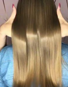 Brown Blonde Hair, Dark Hair, Pretty Hairstyles, Straight Hairstyles, Blonde Hair Inspiration, Shampoo For Curly Hair, Pretty Hair Color, Hair Mist, Long Hair Video