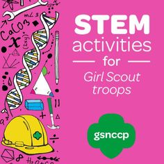 In honor of National STEM Month, we are sharing some of our favorite activities! Gather your girls and try out this super fun outdoor balloon rocket experiment.