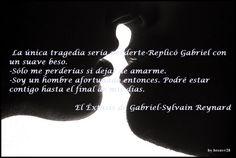 El extasis de Gabriel's Quotes