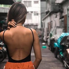 Boom Soat, hecho and Tattoos Boom Soat, Bangk .Poke Boom Soat, hecho and Tattoos Boom Soat, Bangk . Girl Back Tattoos, Back Tattoo Women, Word Tattoos, Lower Back Tattoos, Small Back Tattoos, Tatoos, Tattoo On Back, Middle Of Back Tattoo, Small Girly Tattoos