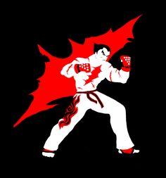 Kazuya - Tekken Print by on Etsy Street Fighter Tekken, Bryan Fury, Jin Kazama, Tekken 7, Fighting Games, Boba Fett, Assassin, Prints For Sale, Mma