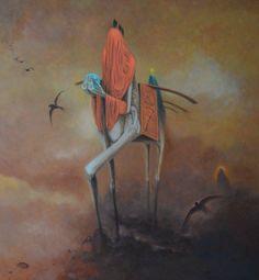 Untitled, 84 x 76 cm by KrzysztofHeksel on DeviantArt