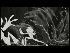 The Princess and The Frog -Rough Animation shots (With Sound