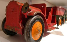 Old Bohemia Toy Truck