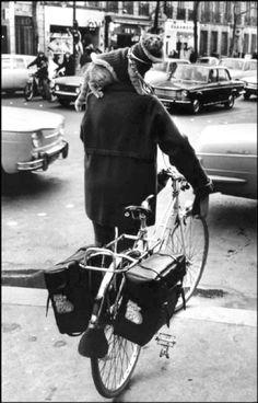 Paris 1973 Josef Koudelka / Magnum Photos