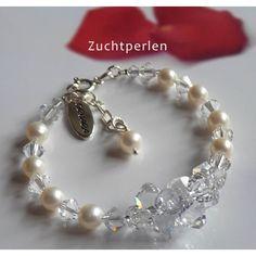 herrliches Zuchtperlen Armband Ornara Schmuckdesign Hochzeit