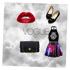 """""""Untitled #7"""" by tanjautru on Polyvore featuring beauty, Boohoo and Chanel"""