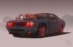 Custom Muscle Cars, Custom Cars, Arcee Transformers, Cool Car Drawings, Street Racing Cars, Car Illustration, Futuristic Cars, Automotive Art, Modified Cars