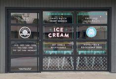 Fat Cat Creamery   Spindletop Design   Houston Branding