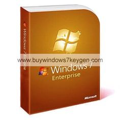 Windows 7 Enterprise 32 Bit Product Key