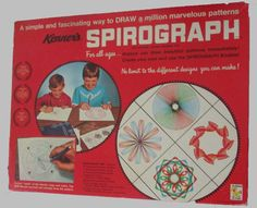 kenners spirograph by tbklover on Etsy