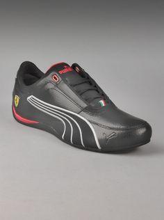 729b0b8be6 Puma® Ferrari Drift Cat IV Mens Carbon Shoes in Black. These Puma Ferrari  sneakers