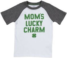 Cute St. Patricks Day Shirt for Kids