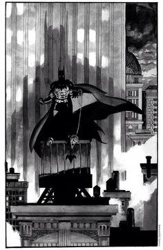Batman/Joker by Tim Sale