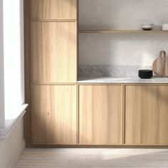 Jalavaviilu ja carrara-marmori luovat rauhallisen ja ajattoman tunnelman keittiöön. Carrara, Shelves, Touch, Home Decor, Shelving, Decoration Home, Room Decor, Shelving Units, Home Interior Design