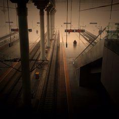 Nanjing High railway station