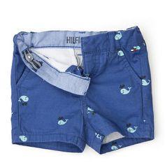 Tommy Hilfiger Fish Shorts - medieval blue-pt (Blue) - Tommy Hilfiger Boys - detail image 2