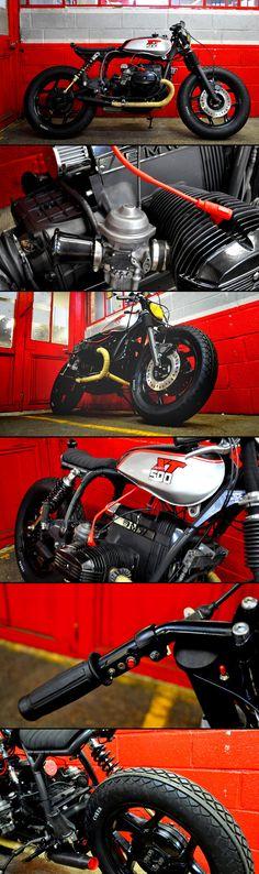 "XT500 ""La Parisienne"" by Blitz Motorcycles - http://blitz-motorcycles.com/"