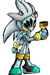 1000+ images about Silver The Hedgehog on Pinterest | The ...