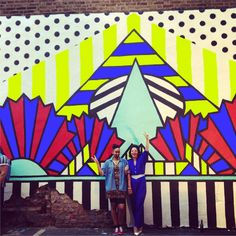 CAMILLE WALALA -  Rivington Place - Shoreditch London, July 2013