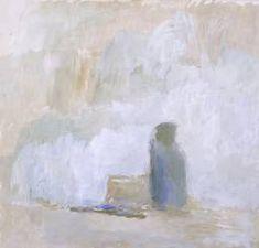 Adrian Stokes. 'Still Life: Last Eleven (No 9)'. Oil on canvas. 1972.