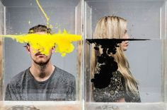 Experimental Portraits by Ellie polston – Fubiz Media