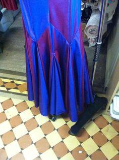 Michele Sansone Dress in progress