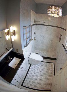 Travertine Tile Bathroom Remodel In Sunset District San Francisco Cool Bathroom Remodel San Francisco 2018