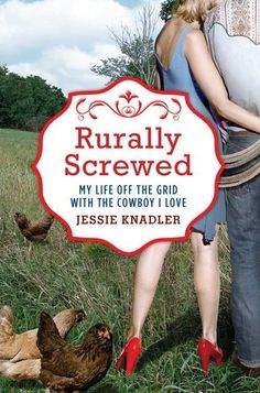 This will be the second city girl to farm girl book I've read once it's published, but they are fun! Farm chick lit?