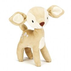 Fern Fawn Rattle! LOVE