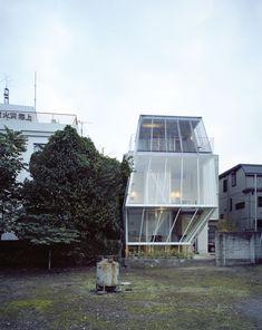 Kazuyo Sejima - house