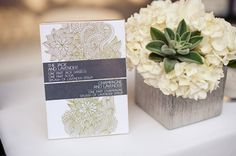 JL DESIGNS: a modern succulent wedding - the luxe hotel - grey boxes (made of wood? Green Wedding, Floral Wedding, Our Wedding, Wedding Flowers, Wedding Ideas, Wedding House, Wedding Inspiration, Wedding Things, Wedding Stuff