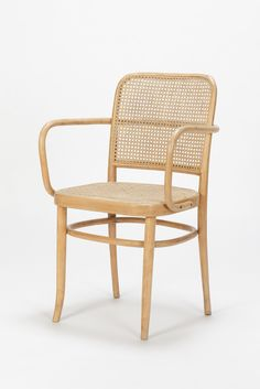 Italian Josef Hoffmann Prague Chair 40's