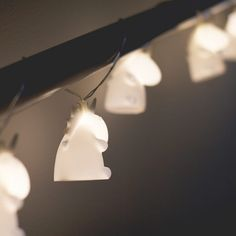 Smoko Unicorn String Lights