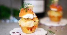 Skagen roll – skagenröra i baguette Something Sweet, Nachos, Bruschetta, Food Inspiration, Camembert Cheese, Muffin, Toast, Pudding, Breakfast