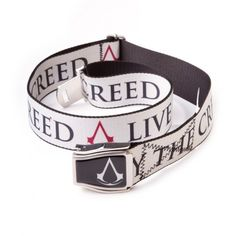 Assassin's Creed Live By The Creed Airplane Belt from Gamerabilia �15.99
