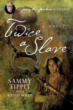 The cover for my upcoming book, Twice a Slave.