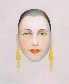 Tarsila do Amaral, self portrait (1924)